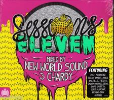 Ministry of sound-sessions Eleven-Mixed by new world sound & Chardy - 2cd