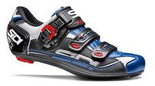 Sidi Genius 7 Road Bike Shoes White/Blue/Black