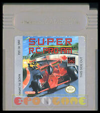 SUPER R.C. PRO AM Gameboy Game Boy Versione  Americana RC ••••• SOLO CARTUCCIA
