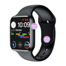 Smart Watch W26Pro Black Series 6 2021 For Apple Android Fitness ECG Heart Rate