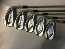 Mizuno JPX900 5 6 7 8 & P Irons,  KBS Tour 130 C Taper Shafts