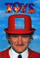 Dvd Toys - Robin Williams .....NUOVO