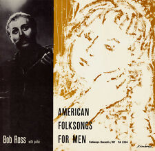 American Folksongs For Men-To You With Love - Bob Ross (2009, CD NIEUW) CD-R