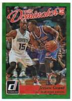 2015-16 Donruss Elite Rookie Dominator RC /999 #7 Jerian Grant Knicks