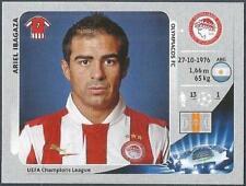 Panini UEFA Liga de Campeones 2012-13- #130-OLYMPIACOS-ARIEL Ibagaza