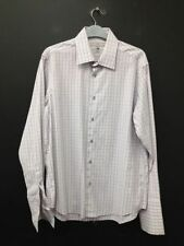 Cotton Blend Checked NEXT Formal Shirts for Men