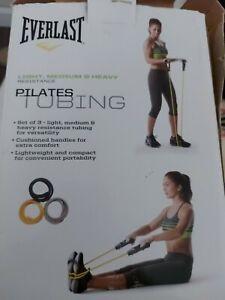 Everlast Pilates Tubing