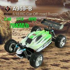 WLtoys A959 144001 2.4g 4wd Electric RTR Off-road Buggy RC Cars