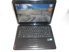 "ASUS K40IJ 14.1"" WEBCAM CORE 2 DUO T6500@2.1GHz 3GB RAM 160GB HDD WIN 7 OFF 13"