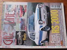 $$y Revue Gazoline N°88 Ford Escort RS 2000  Opel Manta  Peugeot 172 BS  Simca