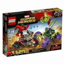 Lego 76078 Marvel Super Heroes Hulk vs Red Hulk New Sealed Box Fast Shipping
