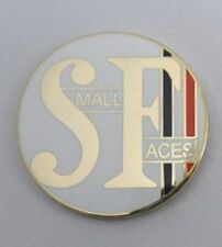 The Small Faces enamel badge.Mod,The Who,Vespa,Weller