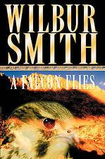 A Falcon Flies, Wilbur Smith, New Book