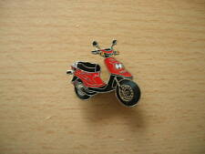 Pin Anstecker MBK Booster rot red Roller Scooter Motorrad 0395 Badge Spilla