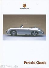 4056PO Porsche Classic Prospekt 2011 5/11 deutsche Ausgabe 62 Seiten brochure