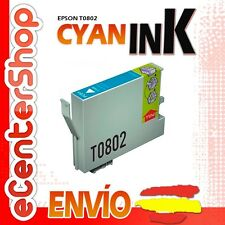 Cartucho Tinta Cian / Azul T0802 NON-OEM Epson Stylus Photo PX810FW
