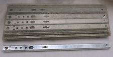 Coulisses à billes de tiroirs CB1-28 cm-en acier-Lot de 20