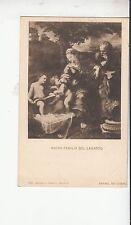 BF18517 sacra familia del lagarto rafael de urbino painting art front/back image