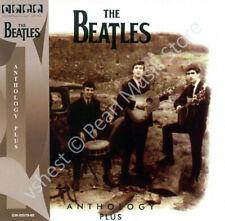 BEATLES ANTHOLOGY PLUS 2 CD MINI LP OBI Harrison Lennon McCartney Starr new