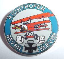 "Bundeswehr Luftwaffe Pin TakLwG - JG 71 ""Richthofen"" Seven Eleven .........P8230"