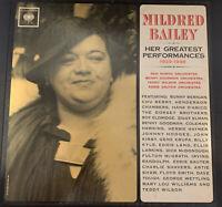 Mildred Bailey Her Greatest Performances 2 Eye Columbia Box Set 3LP (VG+)