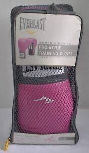 Everlast Women's Pro Style 12 OZ. PINK Training Gloves