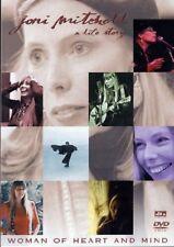 Mitchell, Joni - Woman Of Heart And Mind DVD NEU OVP
