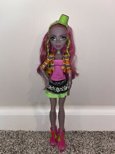 Monster High Doll MARISOL COXI with Accessories