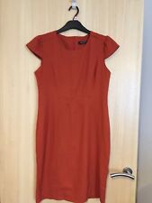 Ladies Collection London Rust Dress Size 12