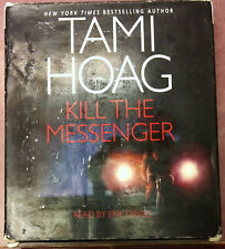 KILL THE MESSENGER BY TAMI HOAG - GREAT AUDIO BOOK WITH FREE SHIPPING