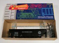 40' Offset Hopper Car Kit - Baltimore & Ohio Roundhouse HO Scale - 1619 - NOS