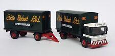 Corgi 1/50 Scale - 97369 AEC Truck and Trailer Eddie Stobart LTD Diecast Model