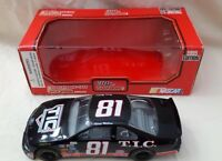 1995 Edition Racing Champions #81 Kenny Wallace 1:24 Scale Diecast Car NASCAR