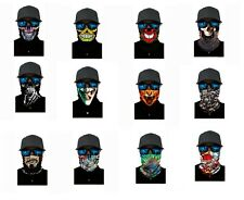 Face Balaclava Scarf Neck Fishing Shield Sun Gaiter Uv Headwear Mask 12 Styles