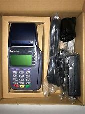 Verifone Omni 5100 Ethernet Credit Card Transaction Terminal W/ Printer