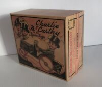 Marx Charlie McCarthy in his Benzine Buggy Empty Box for Tin Wind Up Toy