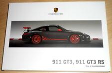 Porsche 911 (997) GT3 / GT3 RS.Uso manutenzione anno 2009