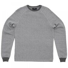 Men's Nike NSW Sportswear Knit Fleece Mash Up-Crew Grey Italy Size XL 525586 063