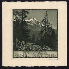 31)Nr.090- EXLIBRIS- Adolf Kunst