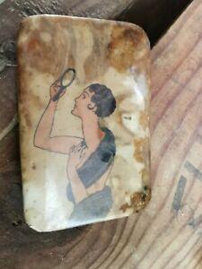 Miroir de poche pin up / vintage / Années 50/60