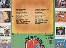 THE NEW YORK SOUND disco LP Kool & the Gang ESTHER PHILLIPS Crown Heights Affair