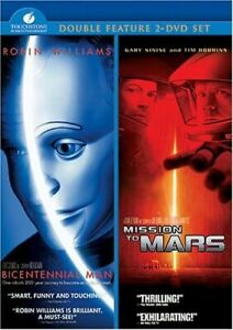 BICENTENNIAL MAN & MISSION TO MARS (2PC) (2 PACK) NEW DVD