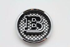 BRABUS Grille B Badge Emblem Logo For 85-14 Mercedes Benz W463 G63 G65 G63 6X6
