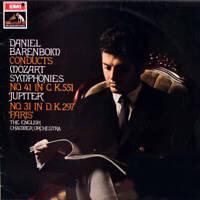 Daniel Barenboim , English Chamber Orchestra - Mozart Symphonies: No. 41 In C, K