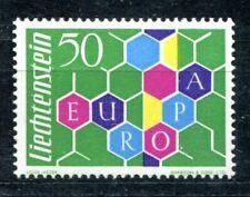 LIECHTENSTEIN 1960 398 ** EUROPA POSTFRISCH TADELLOS(49474