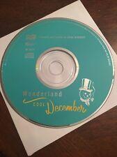 Wonderland Cool December CD Christmas Dean Martin Bing Crosby Billie Holiday