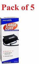 Microlife Large Cuff for Microlife Blood Pressure Monitor (Pack of 5)