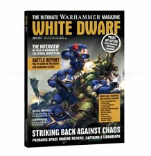 Games Workshop White Dwarf Monthly Magazine Back Issues NEW