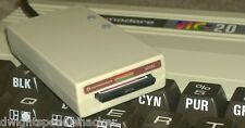 LIMITED EDITION Genuine recycled VIC-20 ABS cased SD2IEC SD Card 1541 disk drive