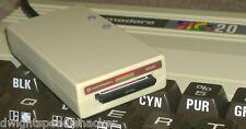 EDIZIONE Limitata Originale Riciclato VIC-20 ABS CON MONTANTE SD2IEC SD CARD 1541 Disk Drive